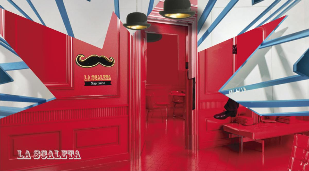 La Scaleta Restaurant by Fabra Davies